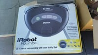 black and gray iRobot Roomba vacuum cleaner box Bakersfield, 93304