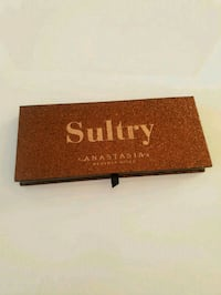 Anastasia Beverlyhills sultry palette Norrmalm, 111 20
