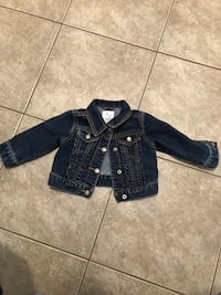 Baby girl denim jacket Newmarket, L3X 2X5