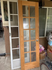 Narrow Door (and screen door)