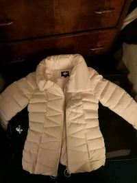NEW Puffy GUESS jacket!