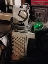 gas/propane construction heater Cambridge