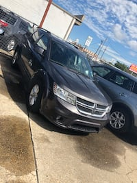 2015 Dodge journey SXT with a third row seat Kenner