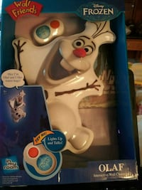 Frozen's Olaf Interactive wall character Arvada, 80005