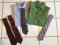Men's Dress Shirts & Ties All for $15 Tempe, 85283