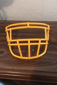 Football face mask White Hall, 21161