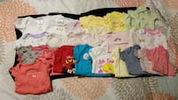 baby's assorted-color clothes lot New Lenox, 60451