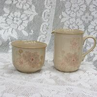 Denby/Langley Sandalwood Cream & Sugar Set  Mississauga