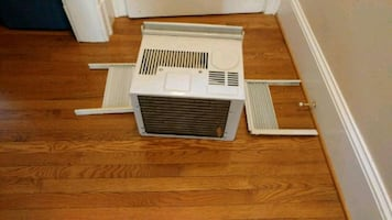 GE window unit air conditioner for sale.
