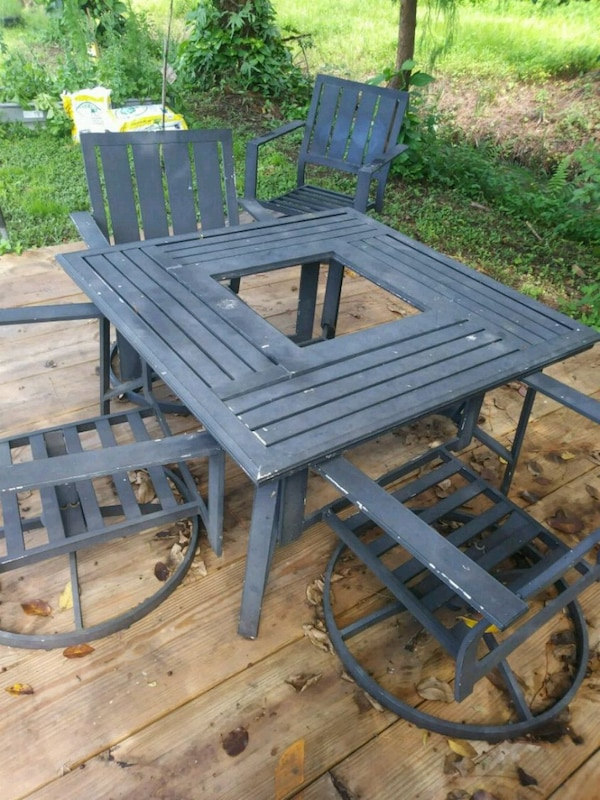 Used Aluminum outdoor furniture for sale in Fort Myers - letgo