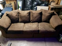 Couch sofa, pullout bed 1461 mi