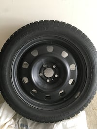 Champiro Winter set 225/55R17 Surrey