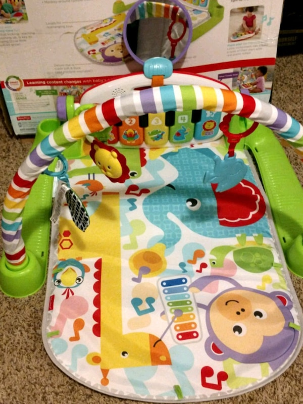Fisher Price Play and Learn Piano Mat