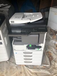 White and black photocopier machine Baltimore, 21214