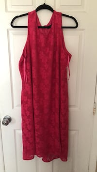 pink floral dress from Nine West size 18 Erie, 16502