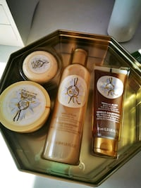 NEW the body shop skincare gift set Toronto, M2J 3Y8