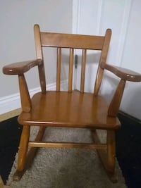 child's vintage rocking chair Ralston, 68127