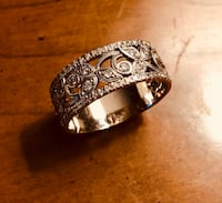 Silver-colored ring Chattanooga, 37421