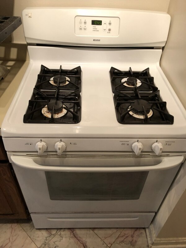 30 in gas Kenmore stove