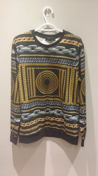 Men's Chain Link Sweater - Fixed Price