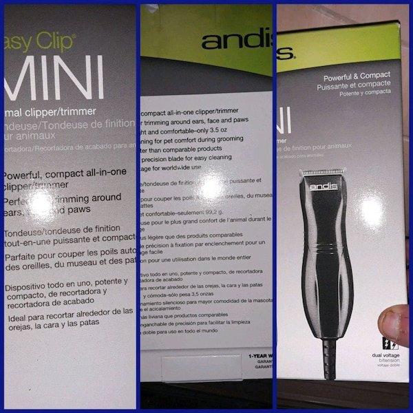 black and gray hair clipper