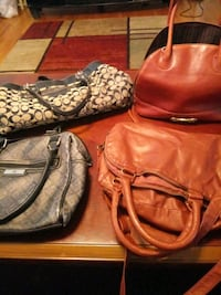 Misc Purses..includes REAL Coach bag Stephens City, 22655