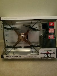 black Navigator cloud master drone box Ashburn, 20147