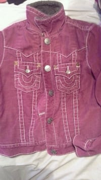 True Religion button jacket Toronto, M2P 1T6