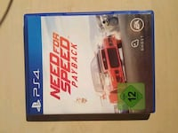 Sony PS4 Need for Speed Payback  6397 km