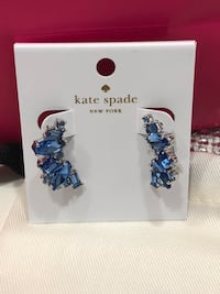 Authentic Kate Spade earrings - new  Pickering, L1V 5N2