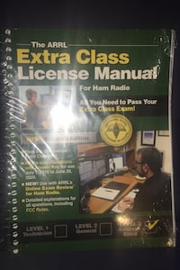 The ARRL Extra Class License Manual-11th Edition
