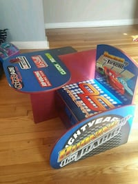 Lightning McQueen kids desk Falls Church, 22042