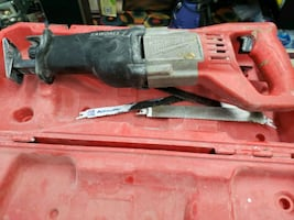 Milwaukee 6509-31 12 Amp Sawzall Reciprocating Saw