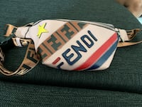 Pink Fendi waist bag Montgomery Village, 20886