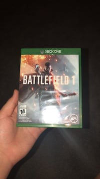 Battlefield 1 xbox one game East St. Paul, R2E 1J6