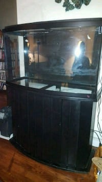 46gallon bowfront with stand and hood Bronx, 10465