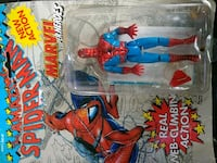 Spider Man Action Figure.     1991 Birmingham, 35201