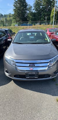 Ford - Fusion - 2010 Coquitlam