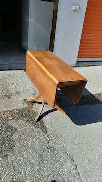 brown wooden table with chair Greensboro, 27408