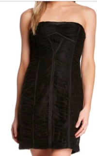New BCBG women's size 2 black sleeveless dress Toronto, M1P