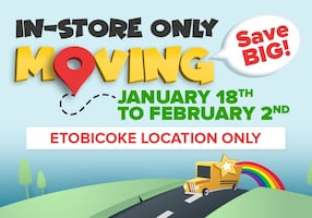 Toy Warehouse Closing Sale On Now