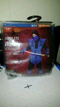 Ninja custome Falls Church, 22041