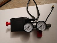 Husky air compressor gages Federal Heights