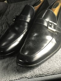 Men's Bally Mink Strap Shoes Black Size 9.5 Great Condition Capitol Heights, 20743