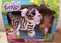 FurReal Roarin Tyler, the Playful Tiger, Interactive Hasbro Friends Toy Pet BNIB