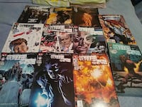 Rising Stars comic book collection