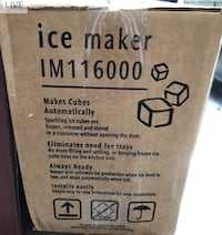 Ice maker for Frigidaire and others Caledon, L7E 1M3
