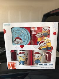 Despicable me mug gift set box El Paso, 79938