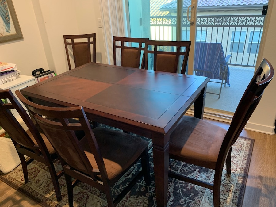 used and new dining set in fontana letgo rh us letgo com
