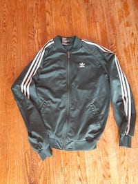 Men's size medium adidas dark green light  jacket Toronto, M2N 2L7
